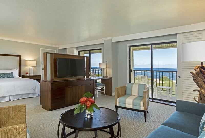 Kauai Beach Resort-Kauai Beach Resort Deluxe Oceanfront Suite<br/>Image from Leonardo