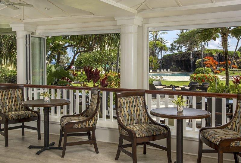 Kauai Beach Resort-KauaiBeachResort-RestaurantBar-ShuttersLounge<br/>Image from Leonardo