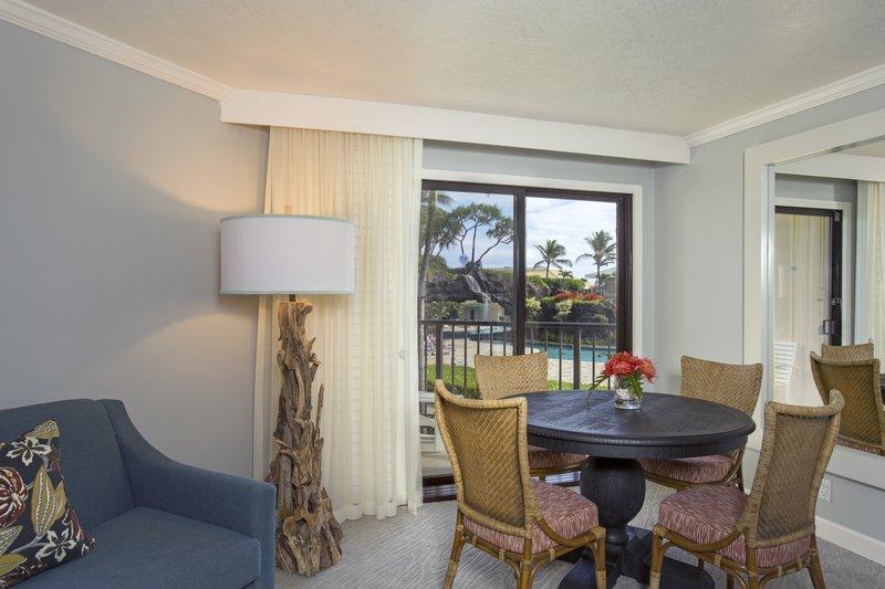 Kauai Beach Resort-Kauai Beach Resort Deluxe Pool View One Bedroom Suite<br/>Image from Leonardo