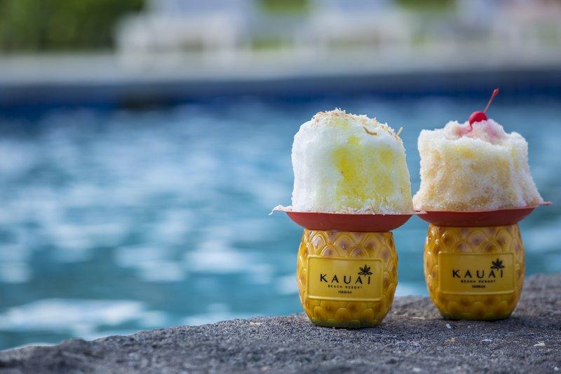 Kauai Beach Resort-KauaiBeachResort-KoShaveIce<br/>Image from Leonardo