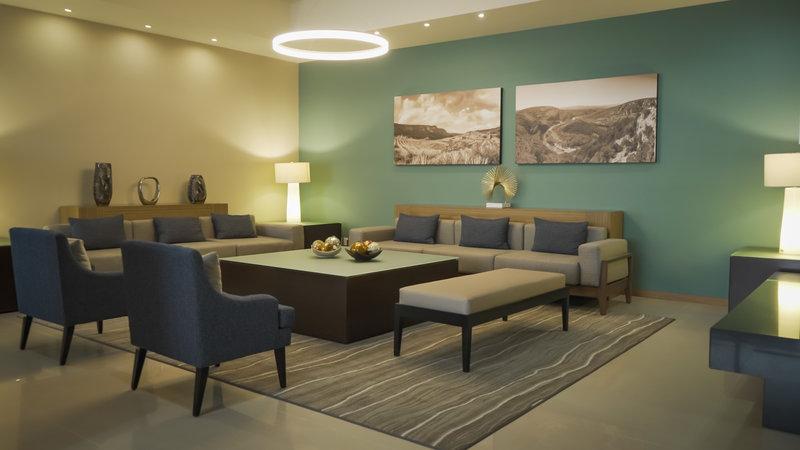 Staybridge Suites Guadalajara Expo-Guest Lounge<br/>Image from Leonardo