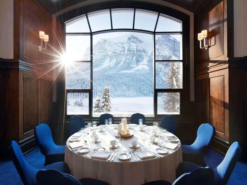 Fairmont Chateau Lake Louise-Wedding<br/>Image from Leonardo