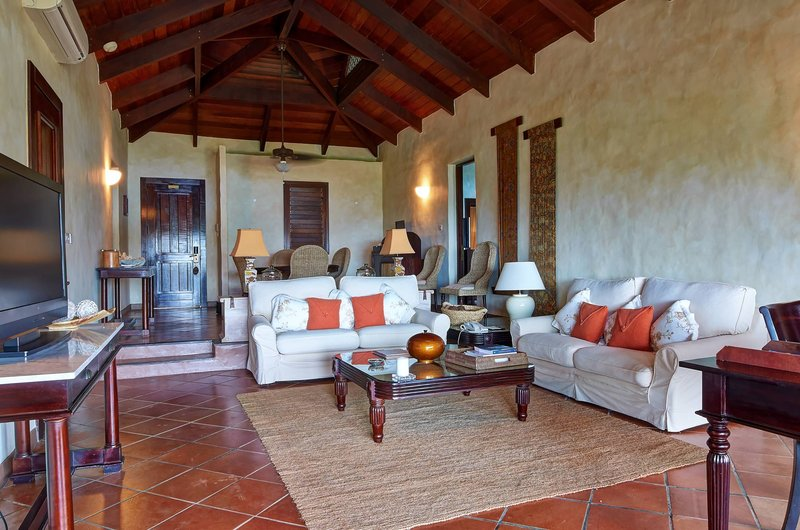 Young  Island  Resort-Canouan Estate Suite Living Room<br/>Image from Leonardo