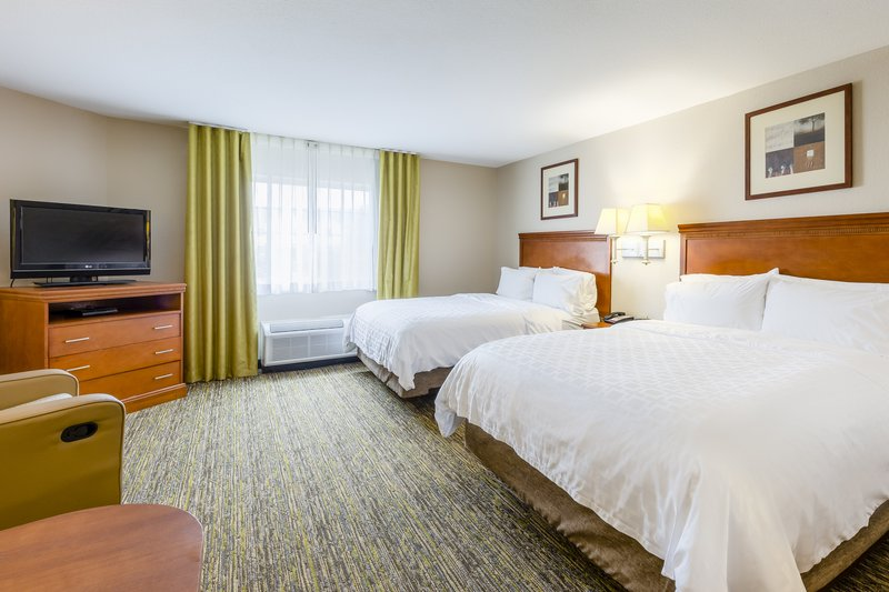 Candlewood Suites Savannah Airport-2 Double Bed Studio Suite Room<br/>Image from Leonardo