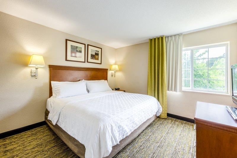 Candlewood Suites Savannah Airport-1 Bedroom King Suite<br/>Image from Leonardo
