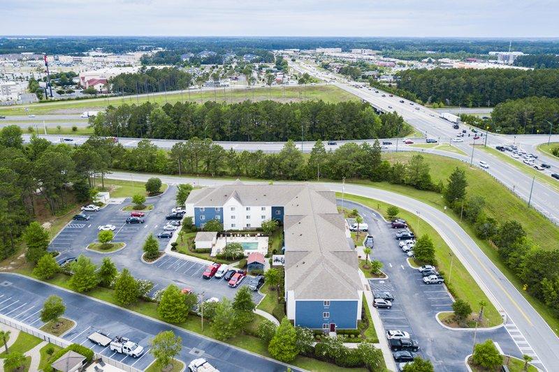 Candlewood Suites Savannah Airport-Aerial view<br/>Image from Leonardo