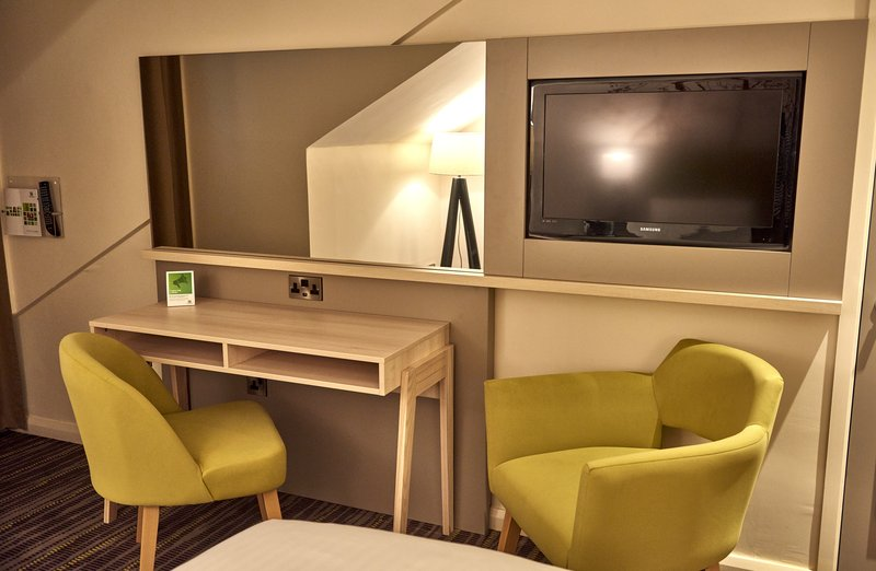 Holiday Inn Northampton West M1, Jct 16-Guest Room<br/>Image from Leonardo