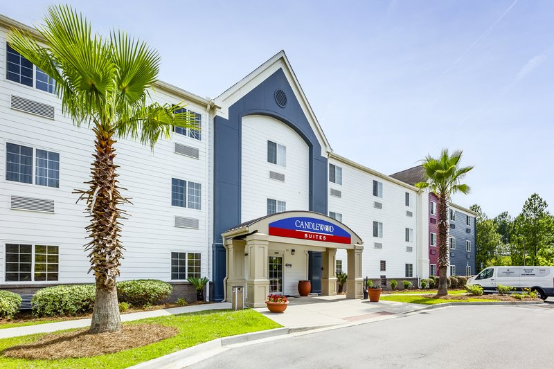 Candlewood Suites Savannah Airport-Our newly refreshed exterior<br/>Image from Leonardo