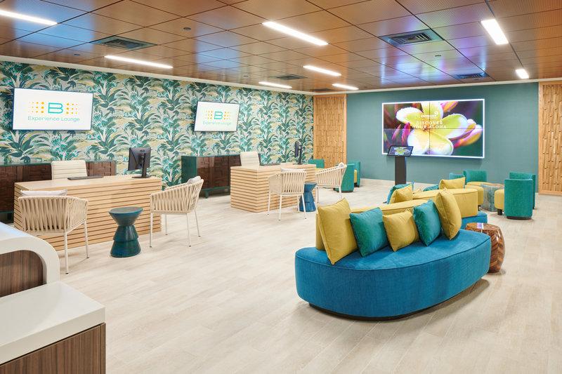 Waikiki Beachcomber By Outrigger - Waikiki Beachcomber Experience Lounge <br/>Image from Leonardo