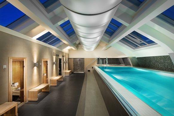 Continental Hotel Budapest-Wellness<br/>Image from Leonardo