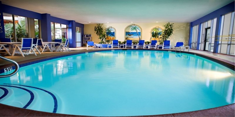 Crowne Plaza Suites Arlington - Ballpark - Stadium-Go for a dip in our indoor heated pool<br/>Image from Leonardo