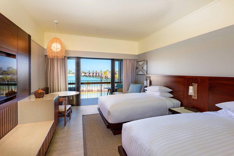 Fiji Marriott Resort Momi Bay-Deluxe Lagoon View Double/Double Guest Room<br/>Image from Leonardo