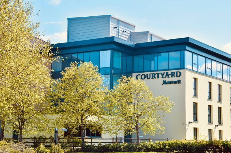 Courtyard Glasgow Airport-Exterior - Extension Building<br/>Image from Leonardo