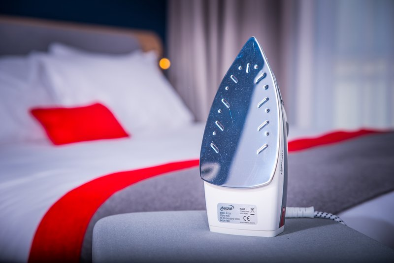 Holiday Inn Express Derby - Pride Park-Our 103 rooms all offer ironing facilities for your convenience<br/>Image from Leonardo
