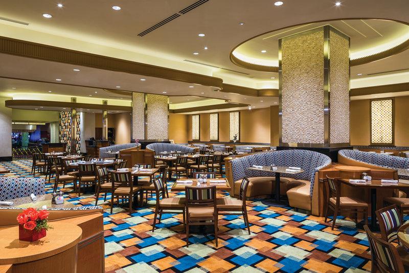 MGM Grand Hotel & Casino - Aveune Cafe <br/>Image from Leonardo