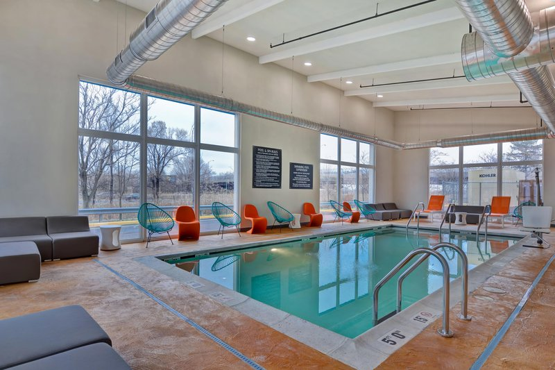 Aloft Secaucus Meadowlands-Indoor Pool<br/>Image from Leonardo