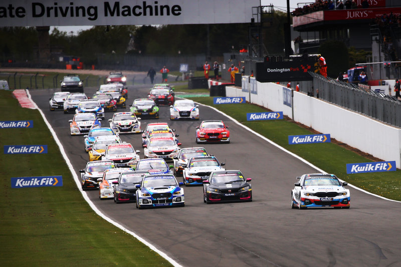 Holiday Inn Express Derby - Pride Park-Donington Park Circuit - 25 minute drive away from our hotel<br/>Image from Leonardo