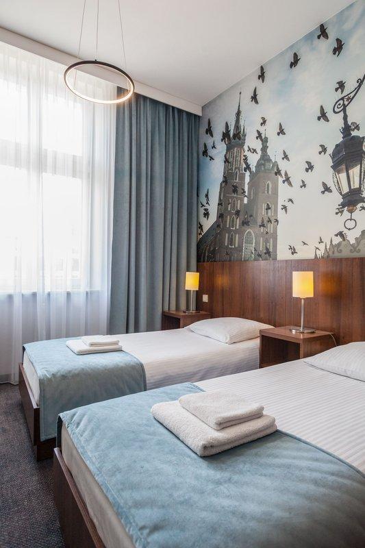 ALEXANDER II-Standard double Twin room<br/>Image from Leonardo