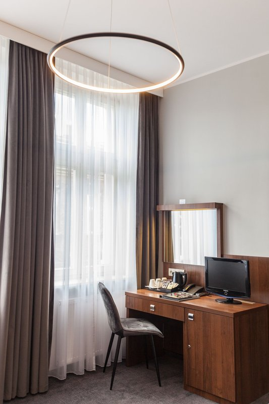 ALEXANDER II-Standard triple room<br/>Image from Leonardo