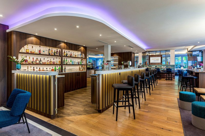 Courtyard Hamburg Airport-Gate 47 Bar & Lounge<br/>Image from Leonardo