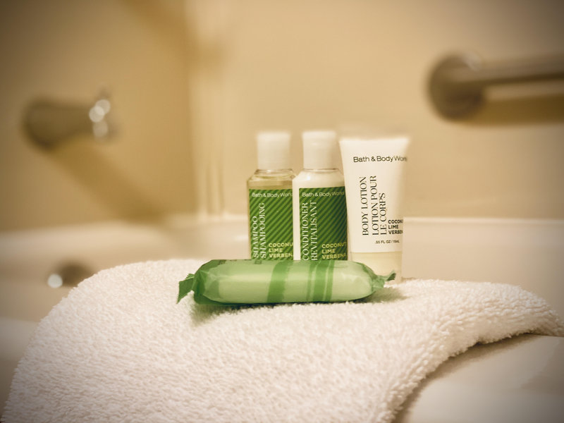 Holiday Inn Hotel & Suites Winnipeg-Downtown-Name Brand Bathroom Amenities<br/>Image from Leonardo