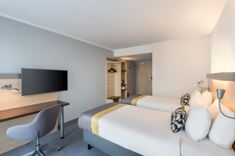 Holiday Inn Express Guetersloh-Happiness with our new designed hotelrooms<br/>Image from Leonardo
