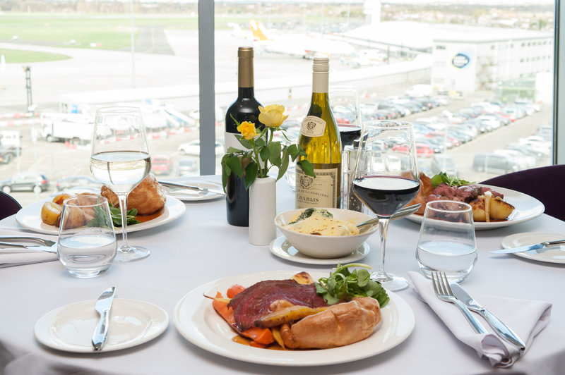 Holiday Inn Southend-Sunday Roasts available every Sunday at the Rooftop<br/>Image from Leonardo