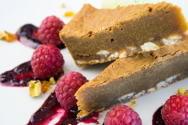 Holiday Inn Southend-Chocolate Brownie<br/>Image from Leonardo