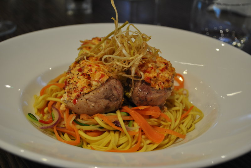 Holiday Inn Southend-Duck with Noodles<br/>Image from Leonardo