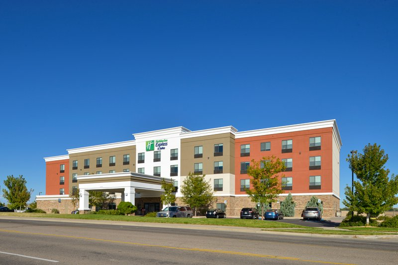 Holiday Inn Express & Suites Pueblo North-Hotel Exterior <br/>Image from Leonardo