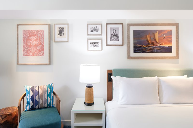 Outrigger Reef Waikiki Beach Resort - Outrigger Reef Room Detail <br/>Image from Leonardo