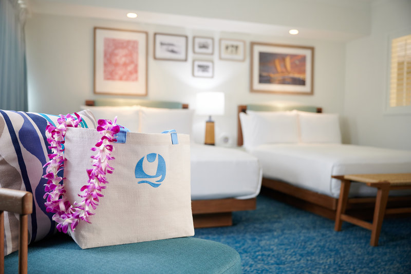 Outrigger Reef Waikiki Beach Resort - Outrigger Reef Standard Triple Double <br/>Image from Leonardo
