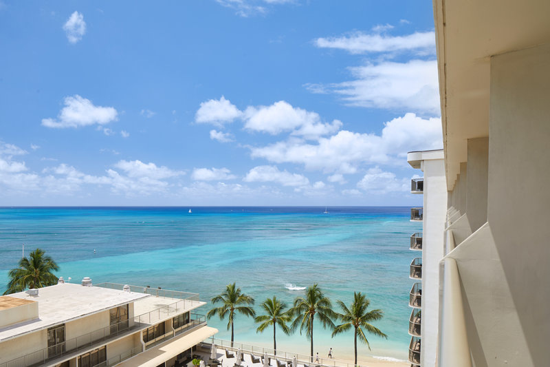 Outrigger Reef Waikiki Beach Resort - Outrigger Reef Waikiki Pacifictower Oceanview <br/>Image from Leonardo