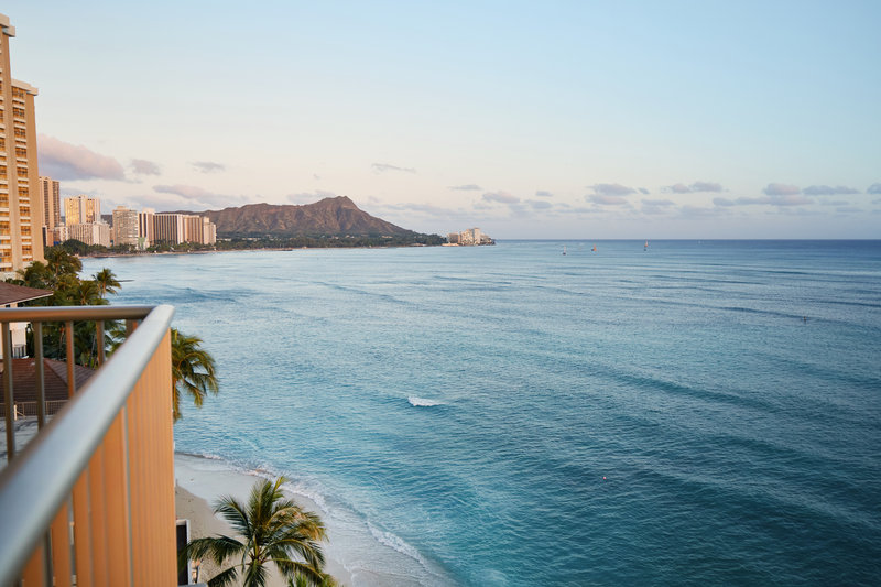 Outrigger Reef Waikiki Beach Resort - Outrigger Reef Waikiki 1 Bedroom Ocean Front Suite <br/>Image from Leonardo