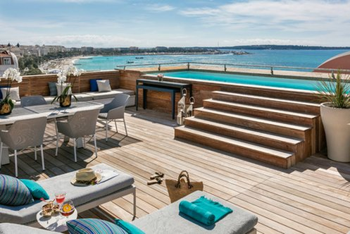 Hotel Majestic Barriere-Suite Majestic<br/>Image from Leonardo
