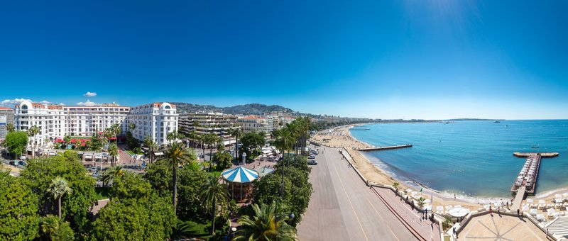 Hotel Majestic Barriere-View<br/>Image from Leonardo
