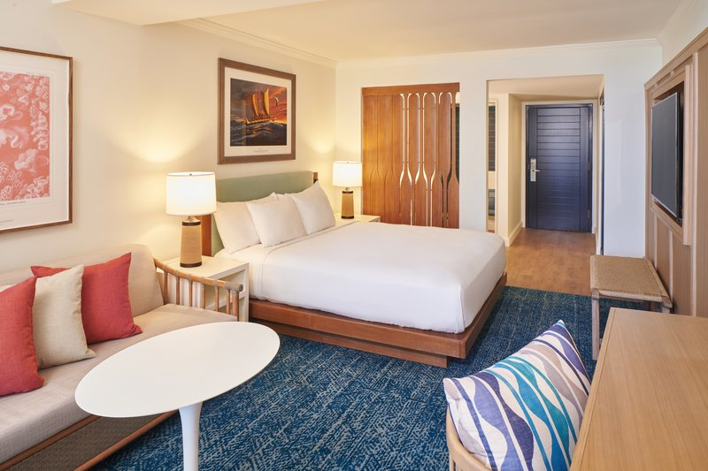 Outrigger Reef Waikiki Beach Resort - Outrigger Reef Standard King <br/>Image from Leonardo