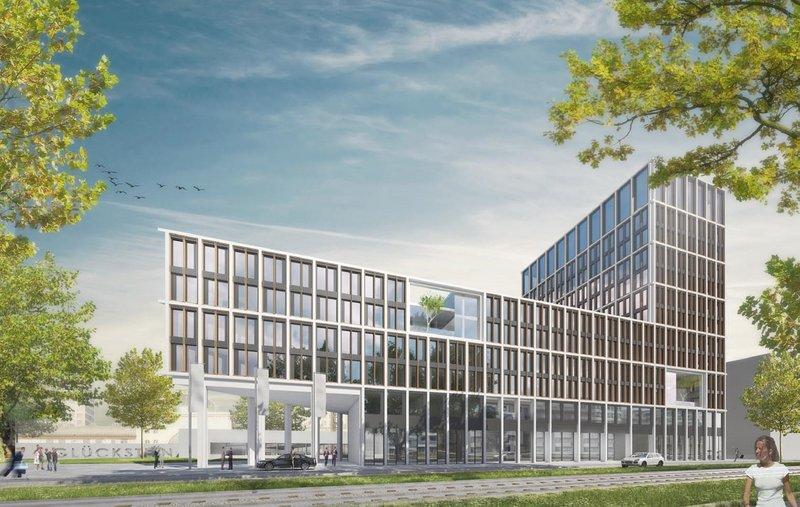 Holiday Inn Mannheim City Hauptbahnhof-Hotel Exterior<br/>Image from Leonardo