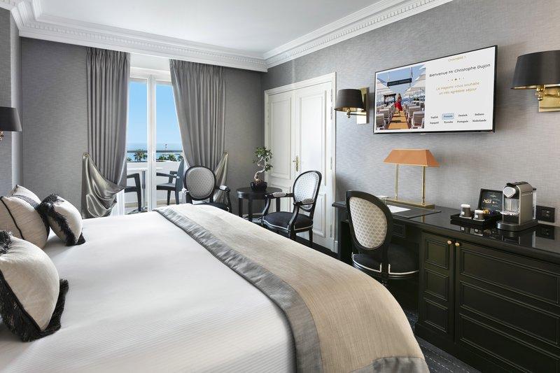 Hotel Majestic Barriere-Prestige Seaview Room<br/>Image from Leonardo