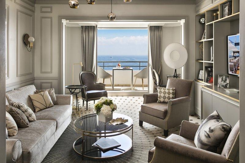 Hotel Majestic Barriere-Suite Michele Morgan<br/>Image from Leonardo