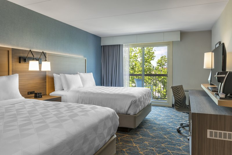 Holiday Inn Kingston - Waterfront-Great family size bedroom with 2 Queen beds<br/>Image from Leonardo
