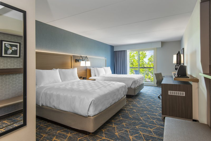 Holiday Inn Kingston - Waterfront-Spacious room with 2 Queen beds<br/>Image from Leonardo