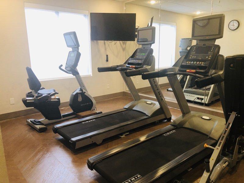 Holiday Inn Express & Suites Douglas-Fitness Center<br/>Image from Leonardo