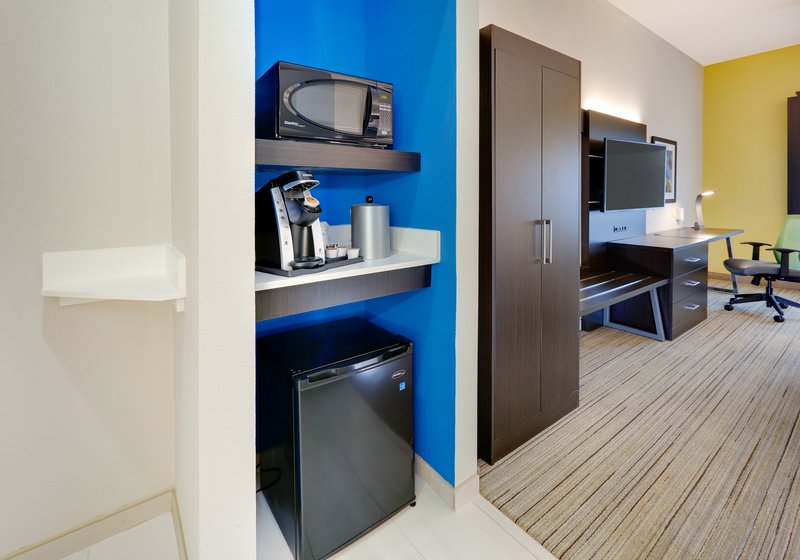 Holiday Inn Express & Suites Cleburne-Room Feature <br/>Image from Leonardo