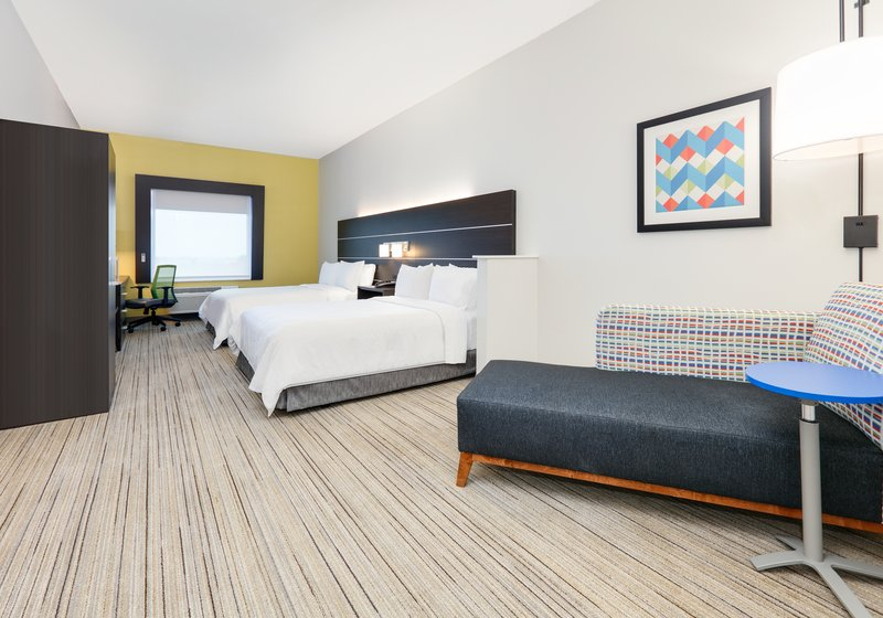 Holiday Inn Express & Suites Cleburne-Guest Room <br/>Image from Leonardo