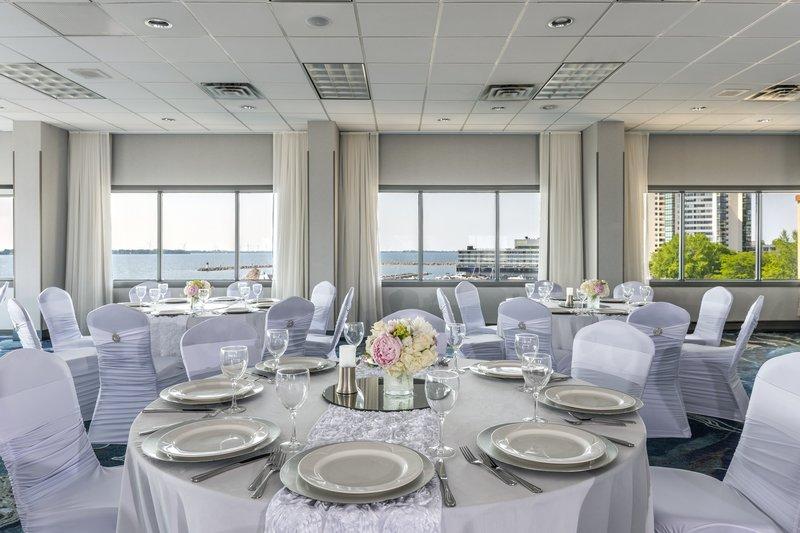 Holiday Inn Kingston - Waterfront-Wedding Celebration Holiday Inn Kingston Waterfront<br/>Image from Leonardo