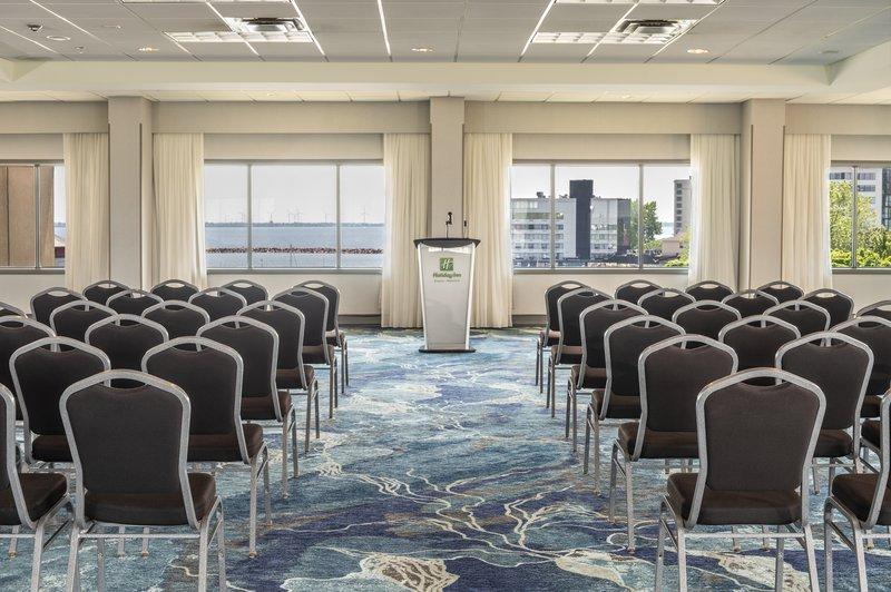 Holiday Inn Kingston - Waterfront-Bellevue Ballroom Section Holiday inn Kingston Waterfront<br/>Image from Leonardo