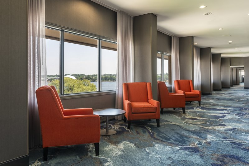 Holiday Inn Kingston - Waterfront-Host your next event at this unique Waterfront hotel in Kingston<br/>Image from Leonardo