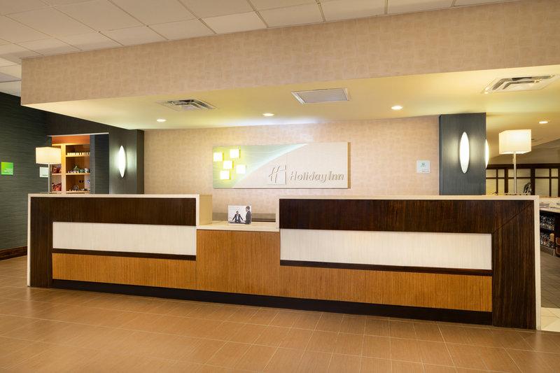 Holiday Inn Hotel & Suites Charleston West-Front Desk<br/>Image from Leonardo