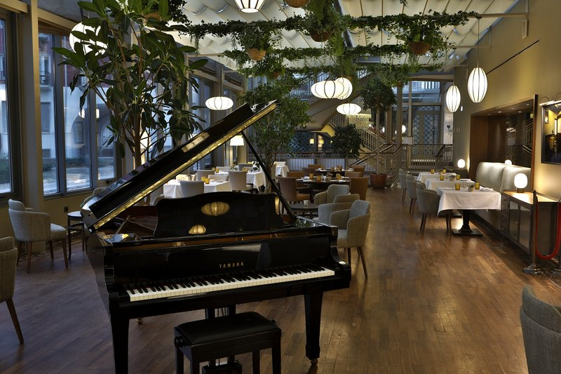 Intercontinental Porto - Palacio das Cardosas-Restaurant <br/>Image from Leonardo